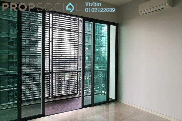 For Sale Condominium at Vogue Suites One @ KL Eco City, Mid Valley City Freehold Fully Furnished 2R/1B 1.13m