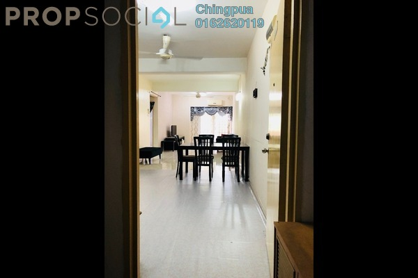 For Sale Condominium at Bougainvilla, Segambut Freehold Fully Furnished 3R/2B 420k