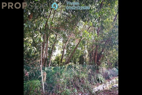 For Sale Land at Taman U-Thant, Ampang Hilir Freehold Unfurnished 0R/0B 18m
