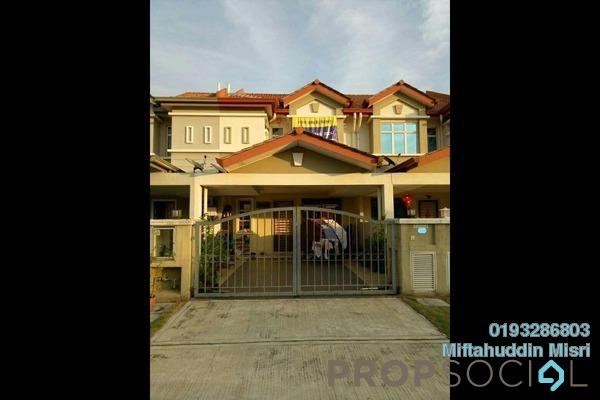 For Sale Terrace at The Armanna @ Kemuning Prima, Kemuning Utama Freehold Unfurnished 4R/3B 730k