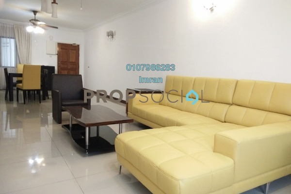 For Rent Condominium at Angkupuri, Mont Kiara Freehold Fully Furnished 3R/2B 3.2k