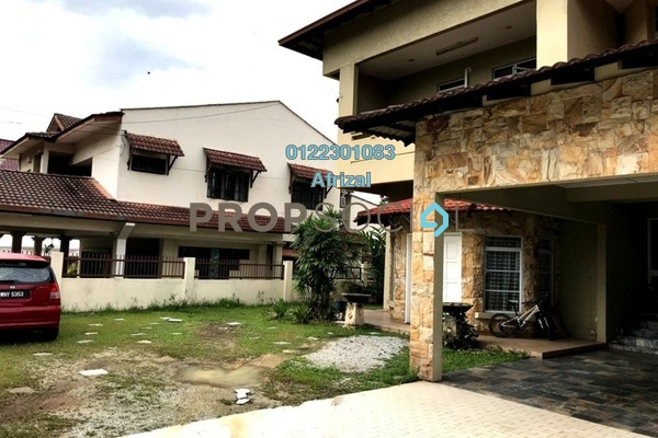 For Sale Bungalow at SS3, Kelana Jaya Freehold Semi Furnished 4R/4B 2.55m