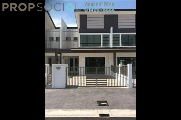 For Sale Terrace at Lakeside Residences, Puchong Leasehold Unfurnished 4R/3B 885k