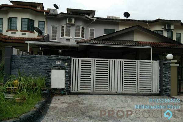 For Sale Terrace at Seri Utama, Kota Damansara Freehold Unfurnished 4R/3B 800k