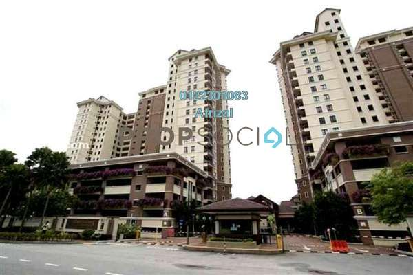 For Sale Condominium at Casa Indah 1, Tropicana Freehold Semi Furnished 3R/3B 750k