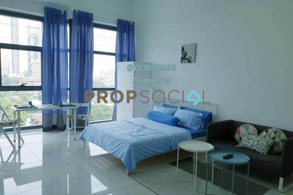 For Rent Serviced Residence at 3 Towers, Ampang Hilir Freehold Fully Furnished 0R/1B 1.7k