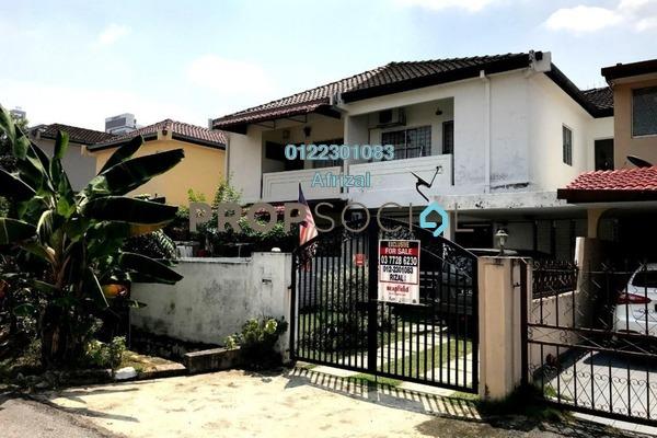 For Sale Terrace at Damansara Uptown, Damansara Utama Freehold Semi Furnished 4R/3B 1.18m