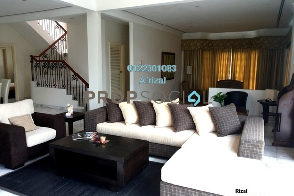 For Sale Condominium at Kenny Heights Sanctuary, Kenny Heights Freehold Semi Furnished 4R/6B 2.4m