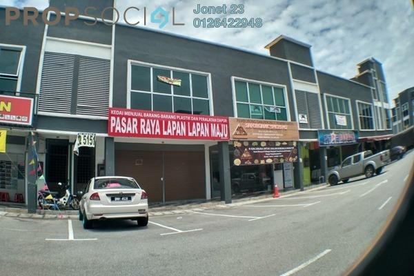 For Rent Shop at Bukit Sentosa 1, Bukit Beruntung Freehold Unfurnished 0R/0B 3.8k