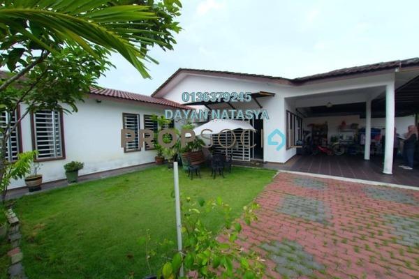 For Sale Terrace at Bandar Rinching, Semenyih Freehold Semi Furnished 5R/2B 480k