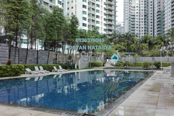 For Sale Condominium at Metropolitan Square, Damansara Perdana Freehold Semi Furnished 2R/2B 480k
