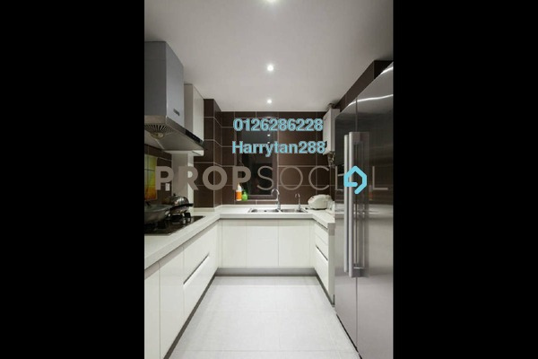 For Sale Condominium at M City, Ampang Hilir Freehold Semi Furnished 2R/2B 750k