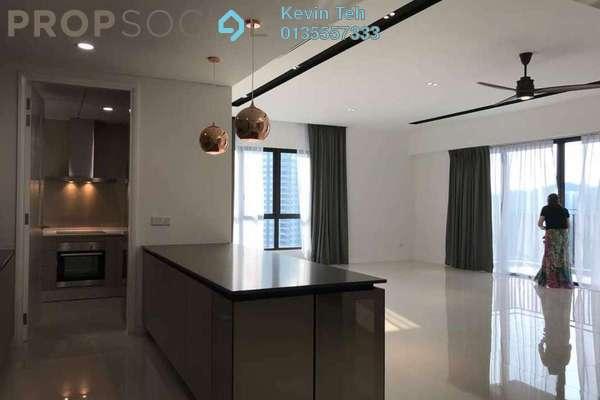 For Rent Condominium at Residensi 22, Mont Kiara Freehold Semi Furnished 3R/4B 6.5k