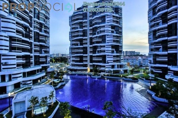 For Rent Condominium at AraGreens Residences, Ara Damansara Freehold Fully Furnished 4R/4B 5.5k