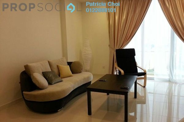 For Rent Serviced Residence at Camellia, Bangsar South Freehold Fully Furnished 2R/1B 3.2k