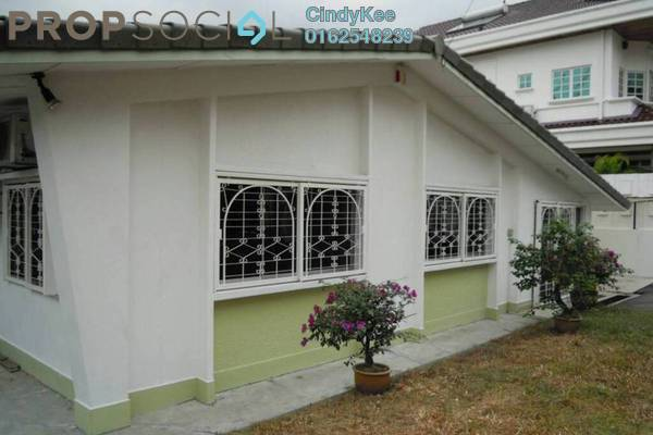 For Sale Bungalow at SS1, Petaling Jaya Freehold Fully Furnished 4R/3B 1.8m