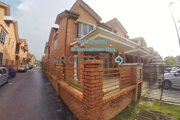 For Sale Terrace at Alam Budiman, Shah Alam Freehold Unfurnished 4R/3B 630k