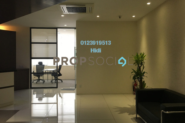 For Sale Shop at 1 Puchong Business Park, Bandar Puchong Jaya Freehold Semi Furnished 0R/6B 2.3m