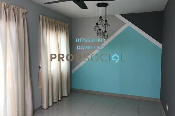 For Rent Condominium at Koi Prima, Puchong Freehold Semi Furnished 3R/2B 1.35k