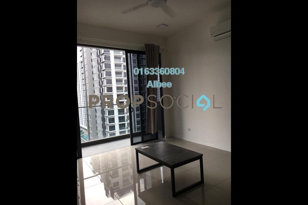 For Rent Condominium at Anjali @ North Kiara, Segambut Freehold Fully Furnished 3R/2B 2.7k