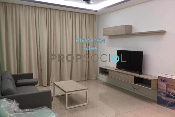 For Rent Condominium at Anjali @ North Kiara, Segambut Freehold Fully Furnished 3R/2B 2.8k