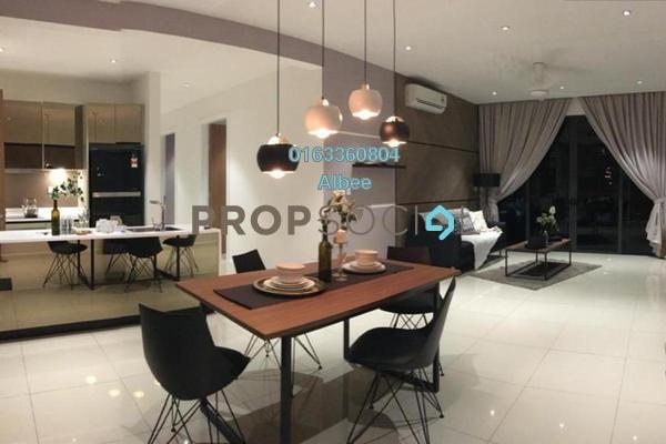 For Rent Condominium at Anjali @ North Kiara, Segambut Freehold Fully Furnished 3R/2B 3.5k