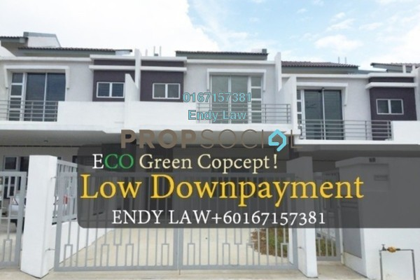 For Sale Terrace at Luciana, Setia Eco Gardens Freehold Unfurnished 4R/3B 512k