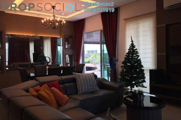 For Sale Semi-Detached at Setia Damai, Setia Alam Freehold Semi Furnished 5R/4B 1.34m
