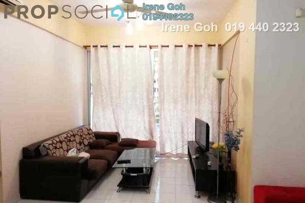 For Sale Condominium at Putra Place, Bayan Indah Freehold Fully Furnished 3R/2B 550k