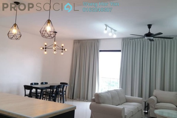 For Rent Condominium at Windows On The Park, Bandar Tun Hussein Onn Freehold Fully Furnished 3R/3B 3k