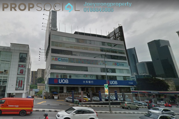 For Rent Office at Bangsaria, Bangsar Freehold Semi Furnished 0R/0B 27.8k