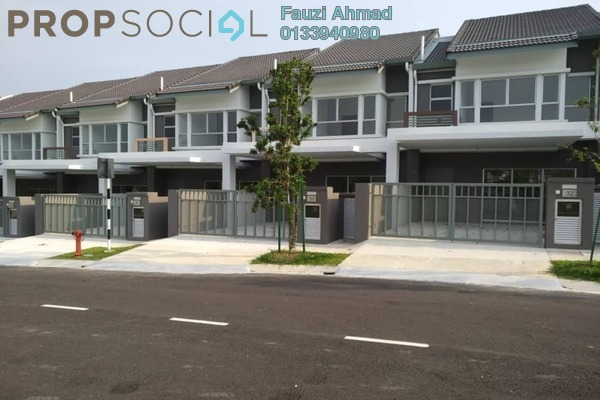 For Sale Terrace at Serene Heights, Bangi Freehold Unfurnished 4R/3B 610k