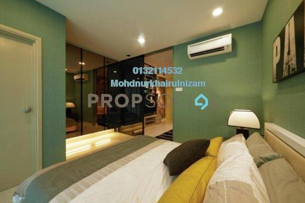 For Sale Apartment at Liberty Arc @ Ampang Ukay, Ukay Freehold Fully Furnished 1R/1B 347k