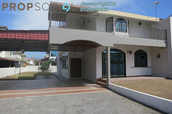 For Rent Semi-Detached at Taman Mayfair, Ipoh Freehold Unfurnished 4R/3B 1.1k