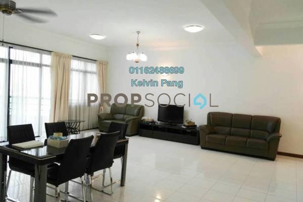 For Rent Condominium at Sri Pangkor, Pulau Tikus Freehold Fully Furnished 3R/4B 3k