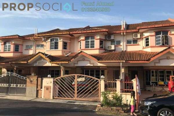 For Sale Terrace at Taman Bukit Mewah, Kajang Freehold Unfurnished 4R/3B 498k