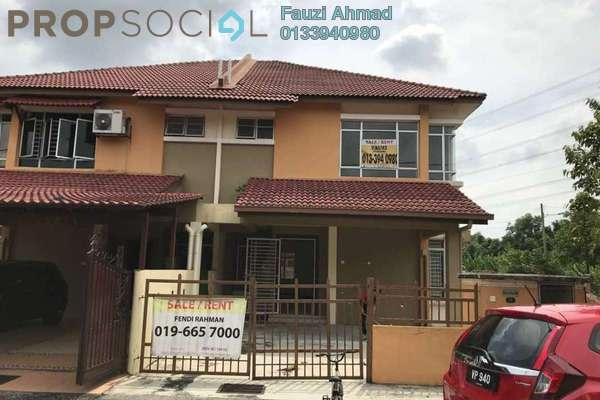 For Sale Semi-Detached at Taman Impian Putra, Bandar Seri Putra Freehold Unfurnished 4R/3B 980k