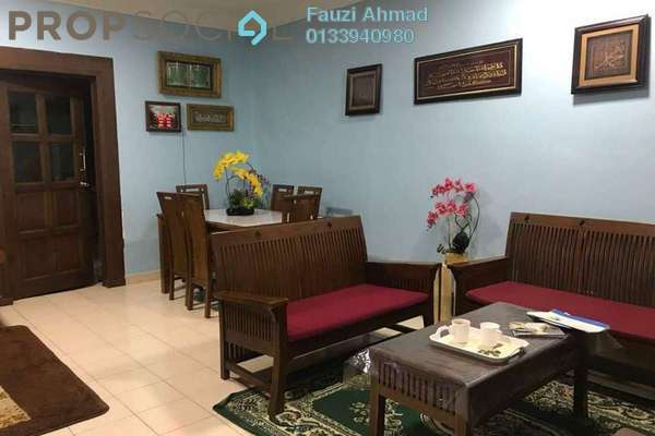 For Sale Terrace at Bandar Tasik Kesuma, Semenyih Freehold Unfurnished 5R/3B 460k