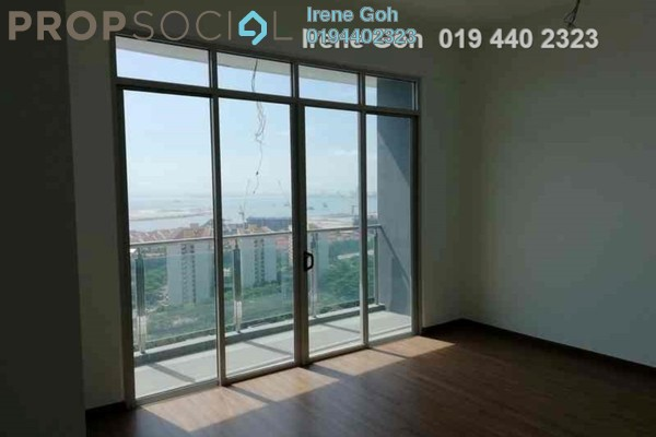 For Sale Condominium at City Residence, Tanjung Tokong Freehold Unfurnished 3R/2B 1.74m