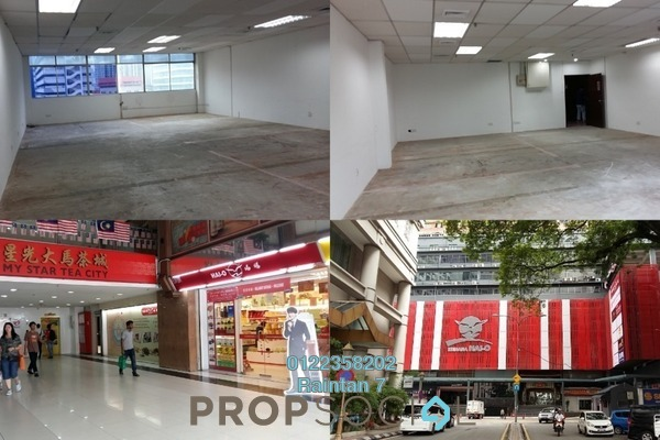 For Sale Office at Menara Hai-O, Bukit Bintang Freehold Unfurnished 0R/0B 378k