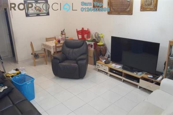 For Sale Terrace at Section 10 Flat, Wangsa Maju Freehold Semi Furnished 4R/3B 550k