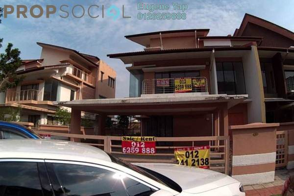 For Sale Semi-Detached at Laman Residen, Jalan Ipoh Freehold Unfurnished 5R/6B 2m