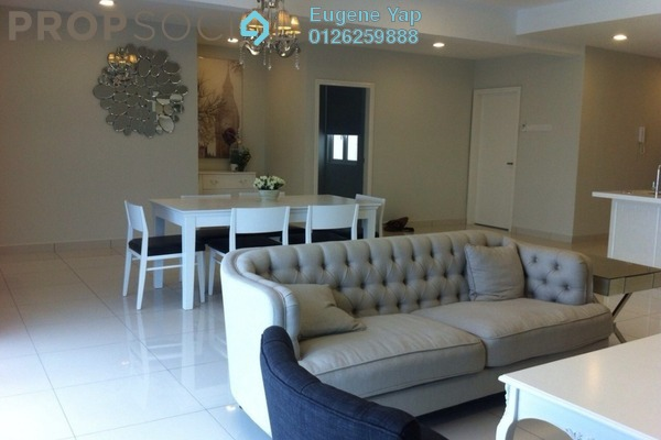 For Sale Condominium at Royal Regent, Dutamas Freehold Fully Furnished 4R/3B 1.2m