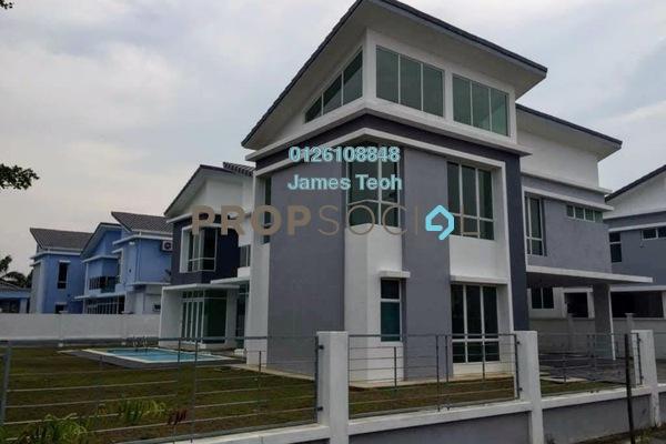 For Sale Bungalow at Bandar Parklands, Klang Freehold Unfurnished 5R/6B 2.67m