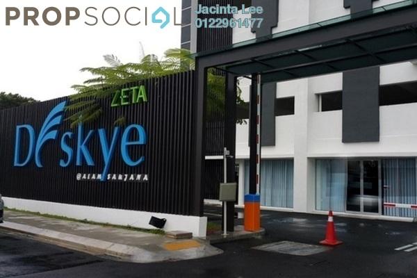 For Sale Duplex at DeSkye Residence, Jalan Ipoh Freehold Unfurnished 4R/4B 624k