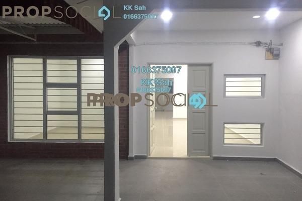 For Sale Terrace at Taman Sentosa, Klang Freehold Unfurnished 3R/2B 330k