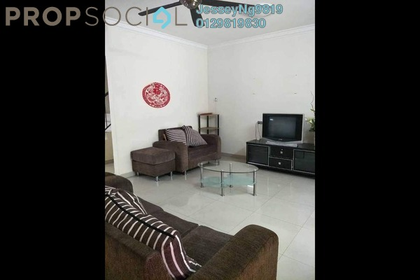 For Rent Terrace at Taman Silibin Ria, Ipoh Freehold Semi Furnished 3R/3B 1k