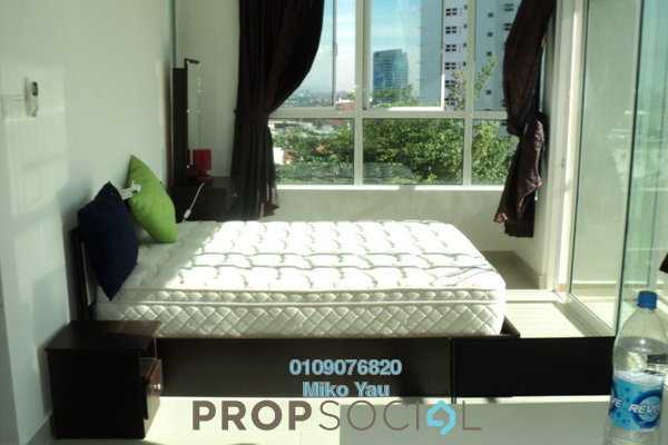 For Rent Serviced Residence at Ritze Perdana 2, Damansara Perdana Freehold Fully Furnished 1R/1B 1.3k