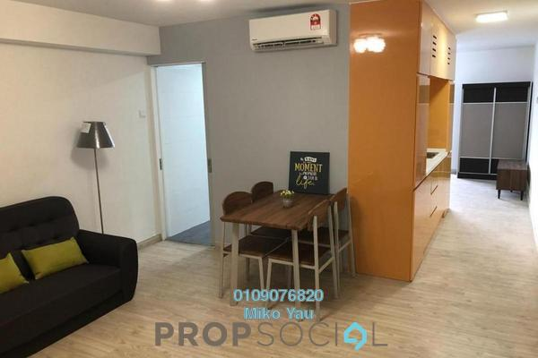 For Rent Condominium at Empire City, Damansara Perdana Freehold Fully Furnished 1R/1B 1.2k