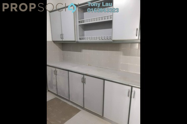 For Rent Condominium at Miharja Condominium, Cheras Freehold Semi Furnished 3R/2B 1.4k
